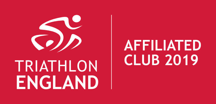 Triathlon England Affiliation Logo